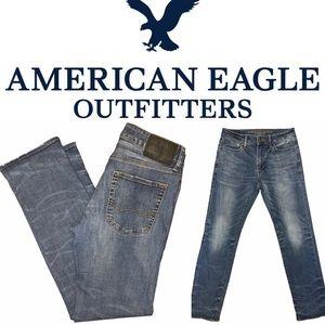 American Eagle Original Straight Flex 30x32